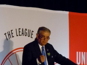 The man, the myth, the legend...Ray LaHood