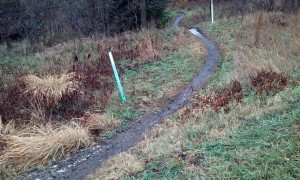 muddy singletrack
