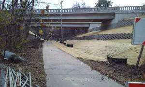 RI under penny bridges