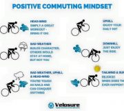 positive commuting mindset