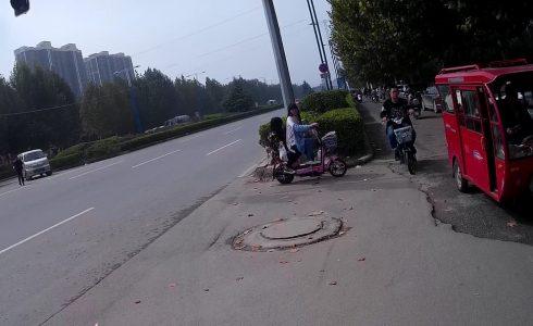 congested-bikeway